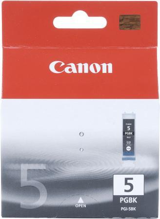 Картридж Canon PGI-5BK черный совместимый