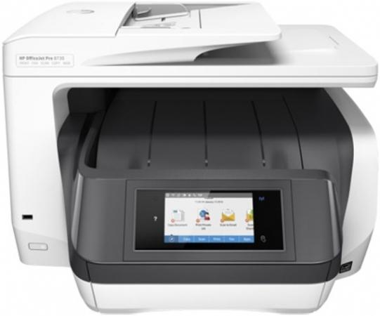 МФУ HP OfficeJet Pro 8730 eAiO