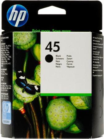 Картридж HP 51645AE черный оригинальный