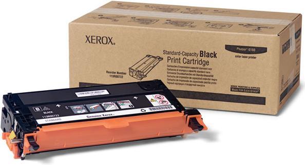 Картридж XEROX 113R00722 черный оригинальный