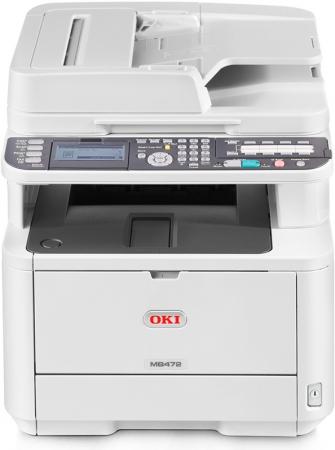 Принтер OKI MB472dnw
