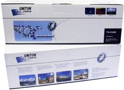 Картридж совместимый UNITON Premium TK-5140K черный для Kyocera