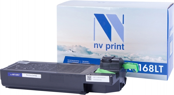 Картридж совместимый NVP AR168LT для Sharp