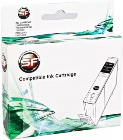 Картридж совместимый SuperFine T0345 для Epson светло-голубой