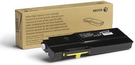 Тонер-картридж Xerox 106R03509 желтый оригинальный