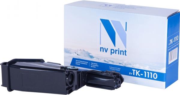 Картридж совместимый NVPrint TK-1110 для Kyocera