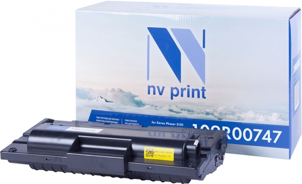 Картридж совместимый NVPrint 109R00747 для Xerox