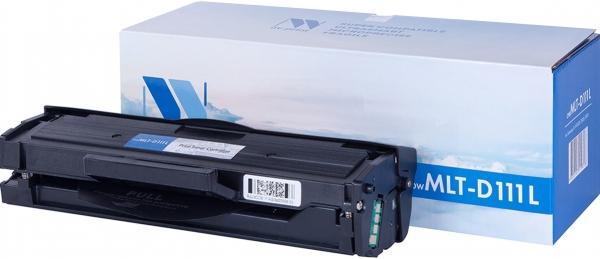 Картридж совместимый NVPrint MLT-D111L для Samsung