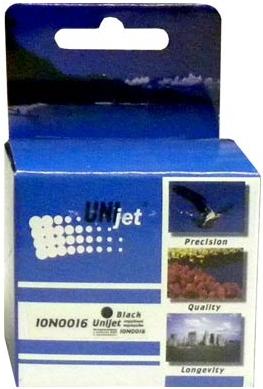 Картридж совместимый Unijet 16 черный для Lexmark