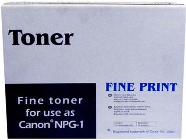 Картридж совместимый FinePrint NPG-1 4 штуки для Canon