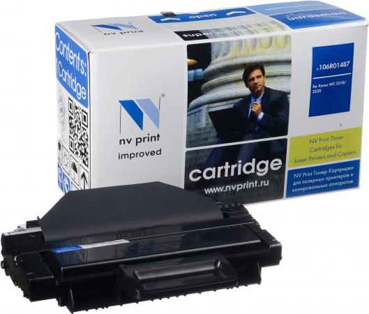 Картридж совместимый NV Print 106R01487 для Xerox
