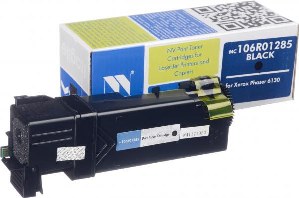 Картридж совместимый NV Print 106R01285 черный для Xerox