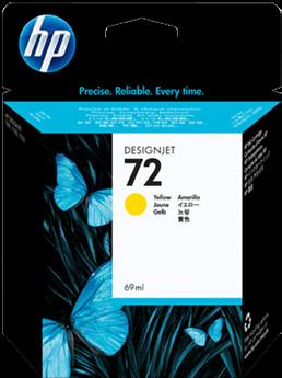 Картридж HP C9400A желтый оригинальный