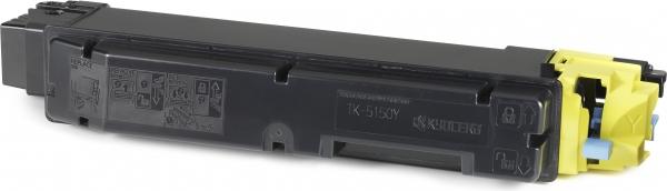 Картридж совместимый NVP TK-5160 желтый для Kyocera