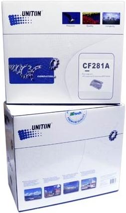 Картридж совместимый UNITON Premium CF281A для HP