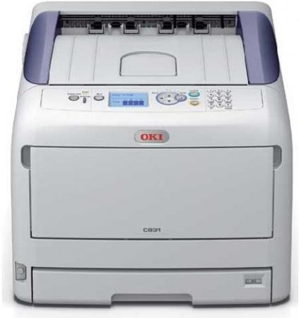 Принтер лазерный OKI C831DN-EURO