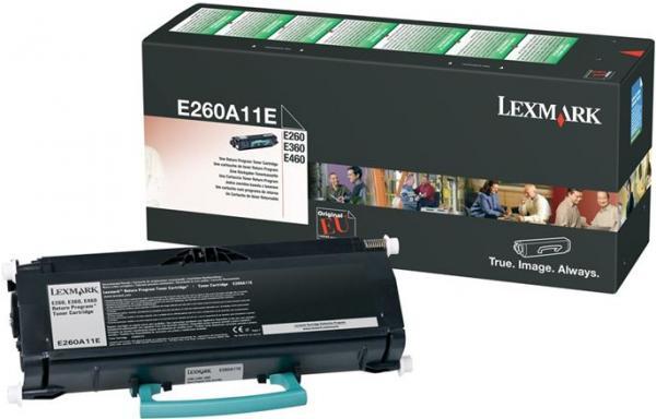 Картридж Lexmark E260A11E совместимый Compatible
