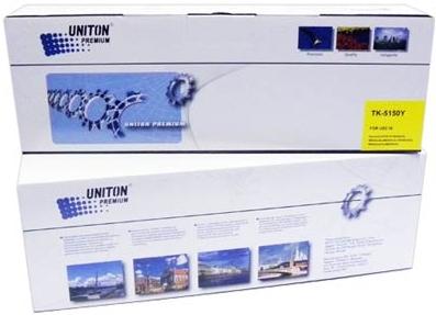 Картридж совместимый UNITON Premium TK-5150Y желтый для Kyocera
