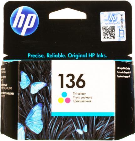 Картридж HP C9361HE трехцветный оригинальный