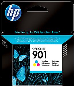 Картридж HP CC656AE трехцветный оригинальный