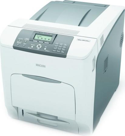 Принтер лазерный Ricoh Aficio SPC431DN