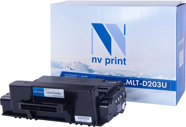 Картридж совместимый NVPrint MLT-D203U для Samsung