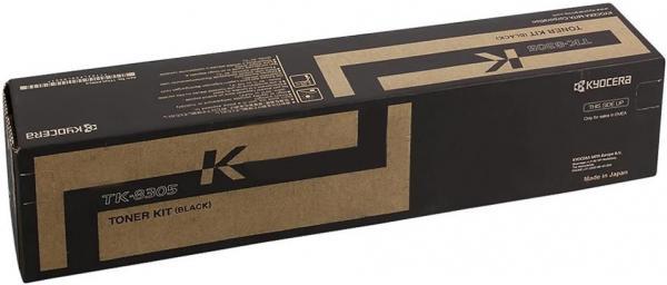 Картридж Kyocera TK-8305K черный оригинальный