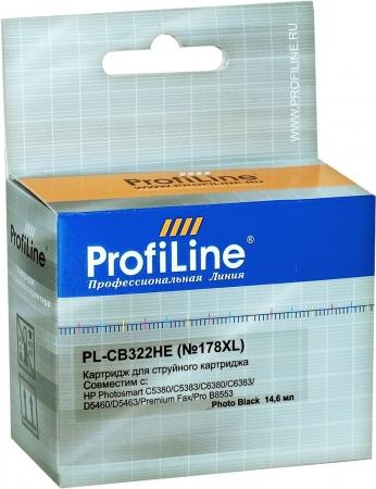 Картридж совместимый ProfiLine CB322HE №178XL для HP
