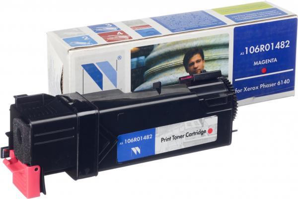 Картридж Xerox 106R01482 пурпурный совместимый NV Print