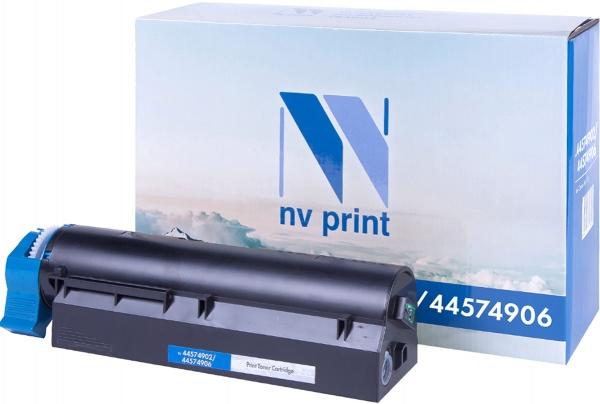 Картридж совместимый NVPrint 44574906/44574902 для Oki