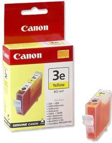 Картридж CANON BCI-3eY желтый оригинальный