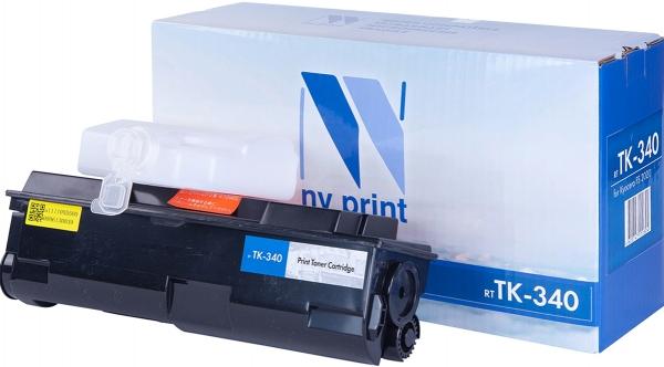 Картридж совместимый NVPrint TK-340 для Kyocera