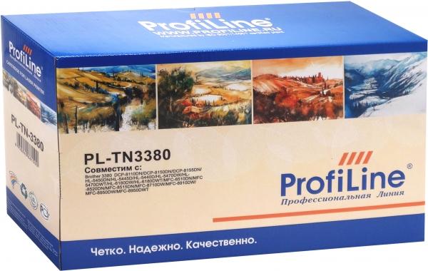 Картридж совместимый ProfiLine TN-3380 для Brother