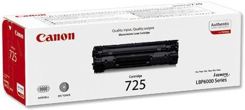 Картридж Canon Cartridge 726 оригинальный