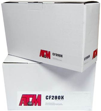 Картридж совместимый ATM CF280X для HP