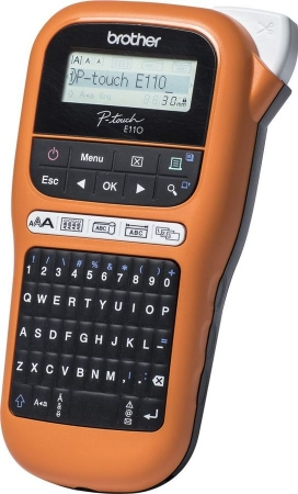 Принтер для наклеек Brother P-Touch PT-E110VP
