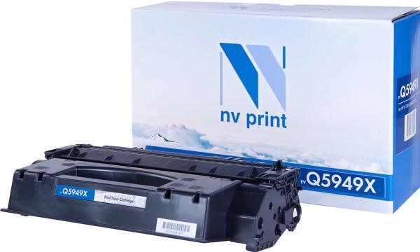 Картридж совместимый NVPrint Q5949X для HP