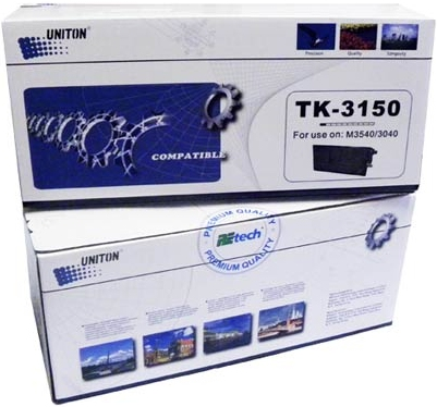 Картридж совместимый UNITON Premium TK-3150 для Kyocera