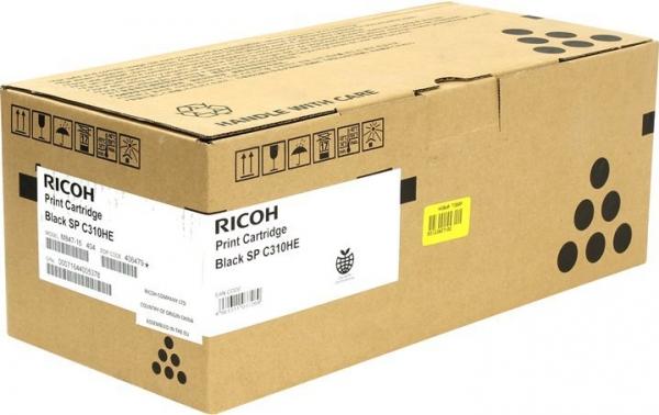 Принт-картридж SPC310HE для Ricoh LE черный