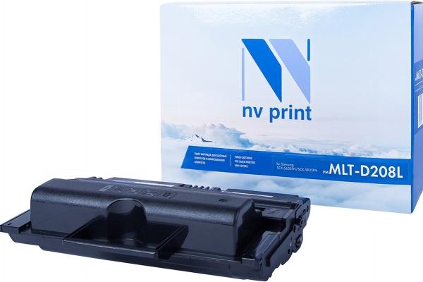 Картридж совместимый NVP MLT-D208L для Samsung
