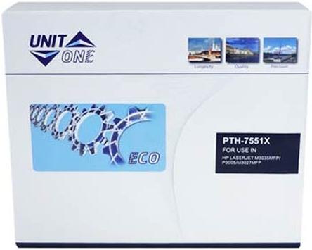 Картридж совместимый UNITON Eco Q7551X для HP