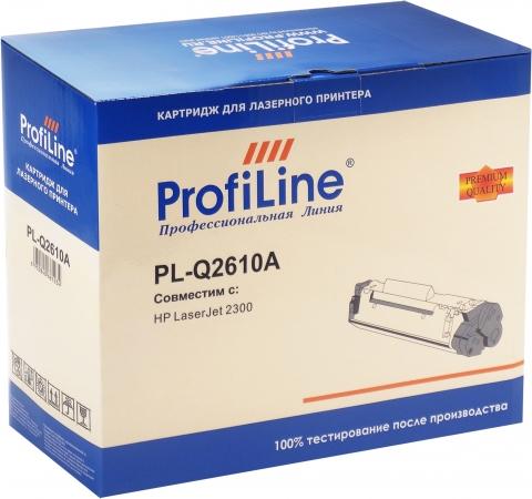Картридж совместимый ProfiLine Q2610A black для HP
