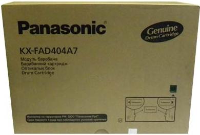 Картридж Panasonic KX-FAD404A оригинальный
