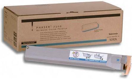 Картридж XEROX Phaser 016197700 голубой оригинальный
