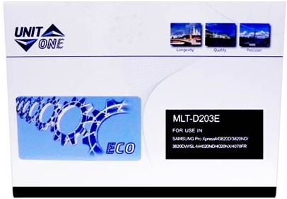 Картридж совместимый UNITON Eco MLT-D203E для Samsung