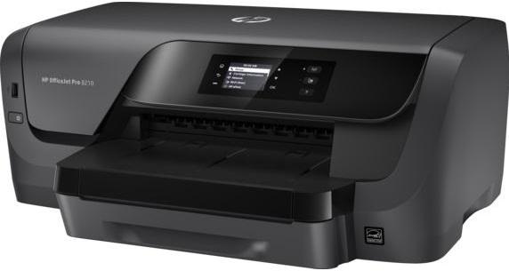 Принтер струйный HP OfficeJet Pro 8210 ePrinter