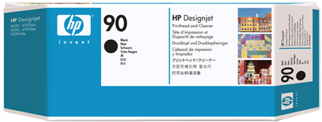 Картридж HP C5054A черный оригинальный