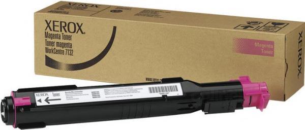 Тонер-картридж XEROX 006R01272 пурпурный DIL оригинальный для WC 7132/7232/42