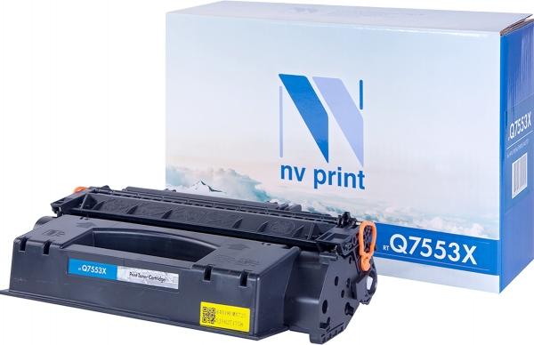 Картридж совместимый NV Print Q7553X для HP