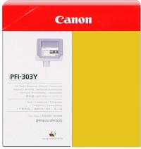 Картридж CANON PFI-303Y желтый оригинальный